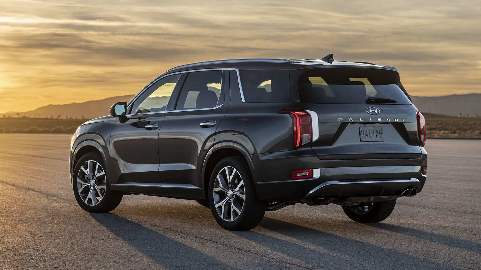 48 New When Will The 2020 Hyundai Palisade Be Available Photos