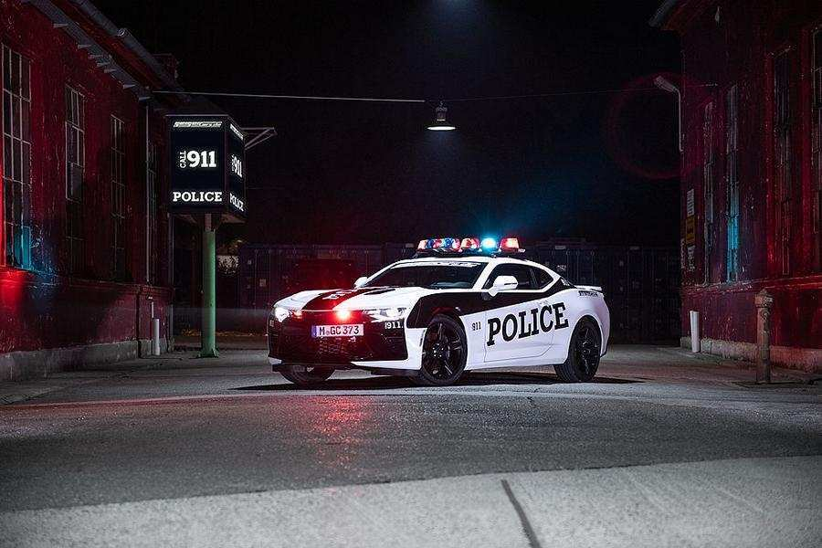 48 The 2019 Chevrolet Police Vehicles Exterior