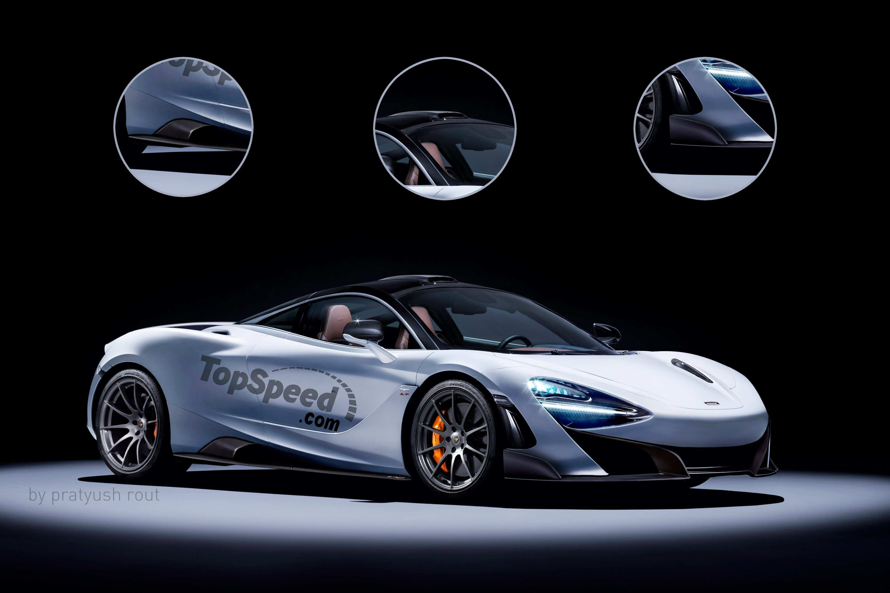 48 The 2019 Mclaren Top Speed Exterior