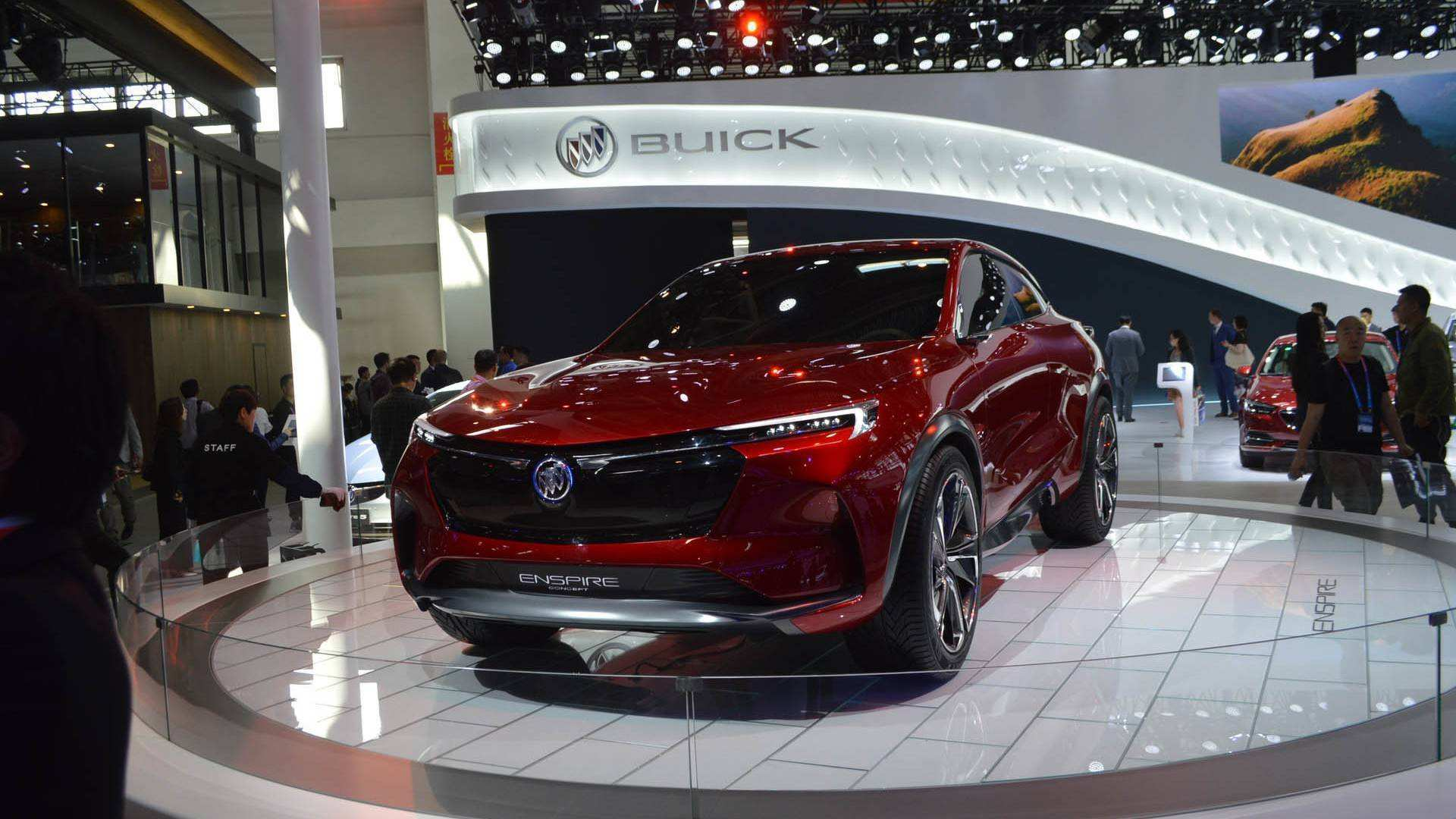 48 The 2020 Buick Enspire Redesign