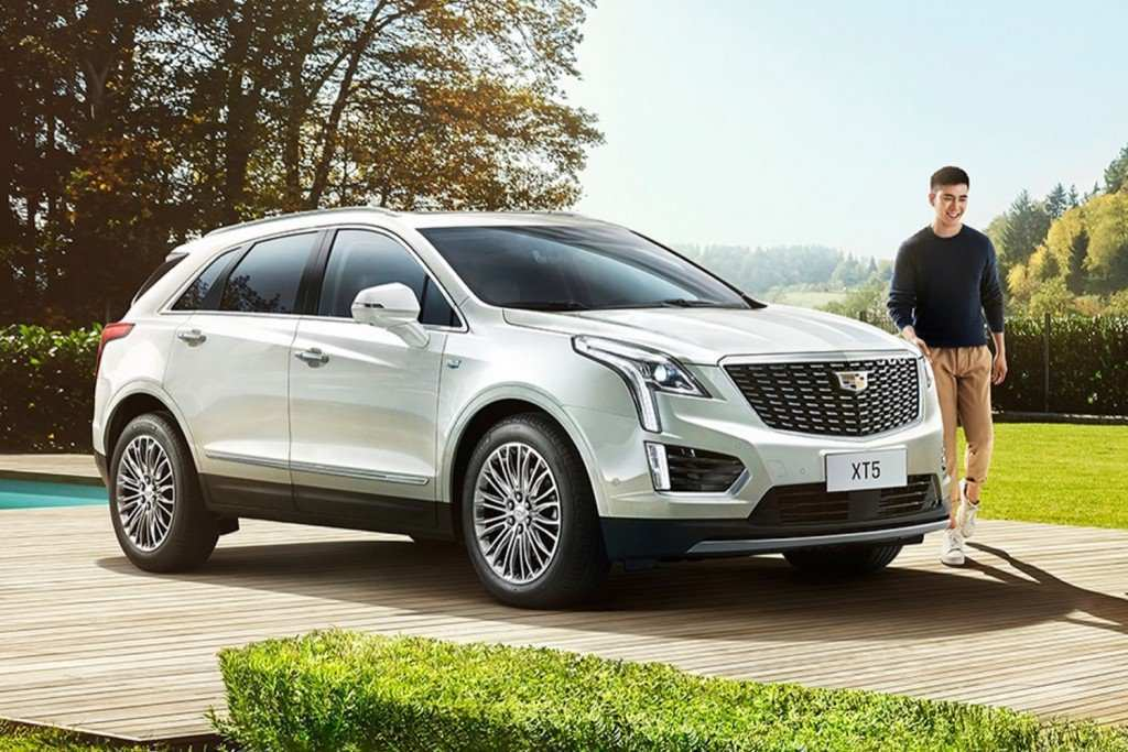 48 The 2020 Cadillac Xt5 Pictures Prices