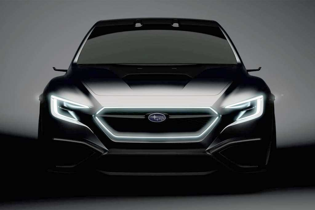48 The 2020 Subaru Sti Rumors Style