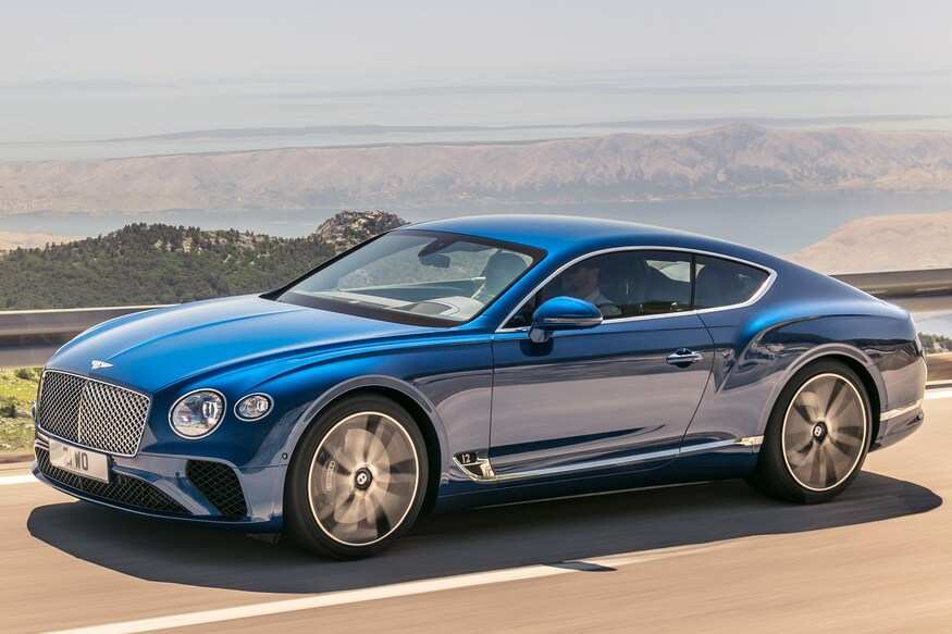48 The Best 2019 Bentley Gt Reviews