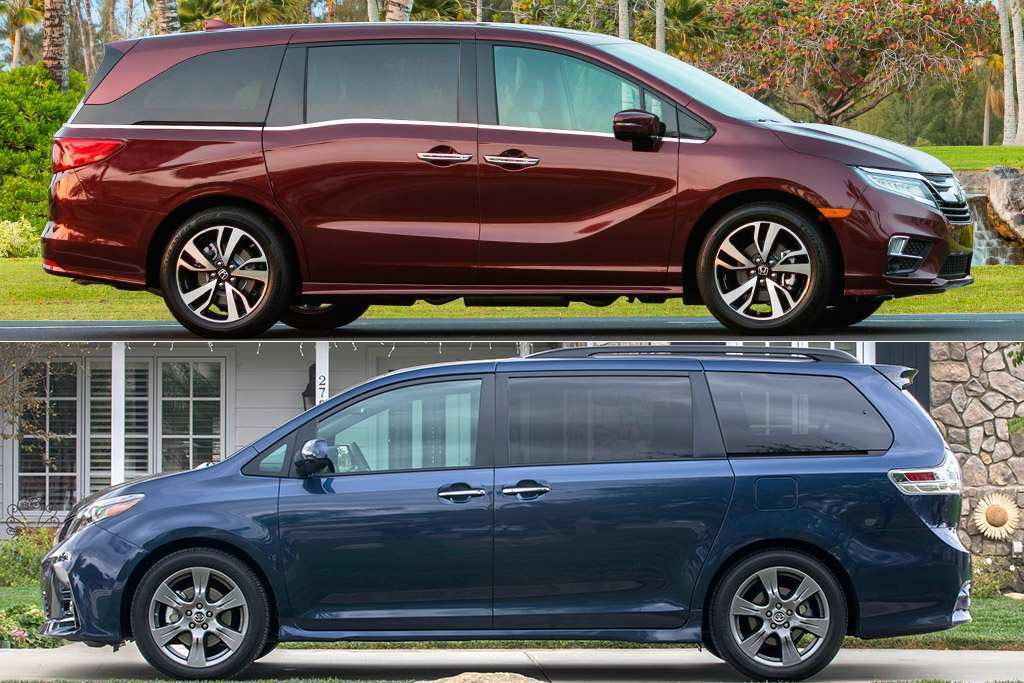 48 The Best 2019 Honda Odyssey Release Model