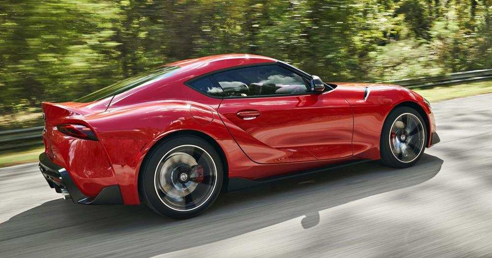 48 The Best 2019 Toyota Supra News Performance And New Engine