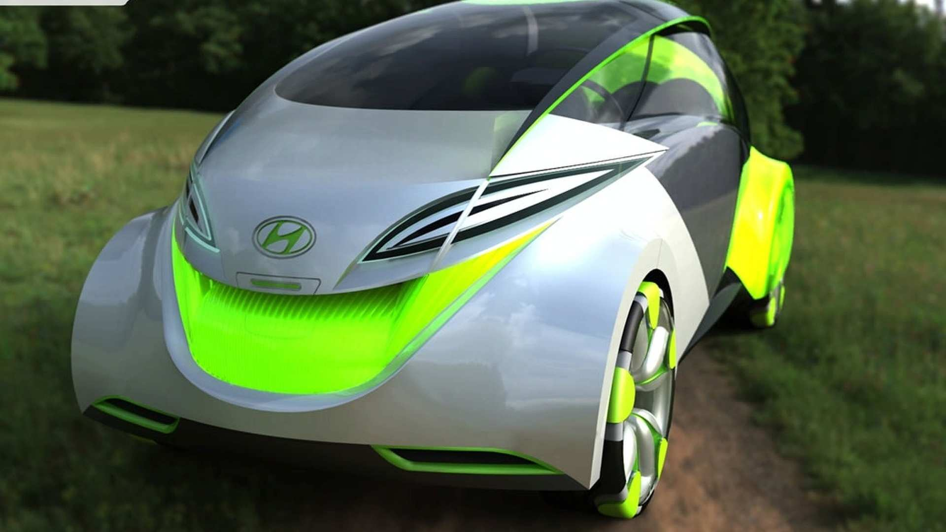 48 The Best Hyundai Concept 2020 First Drive