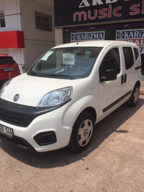 48 The Fiat Fiorino 2019 Ratings