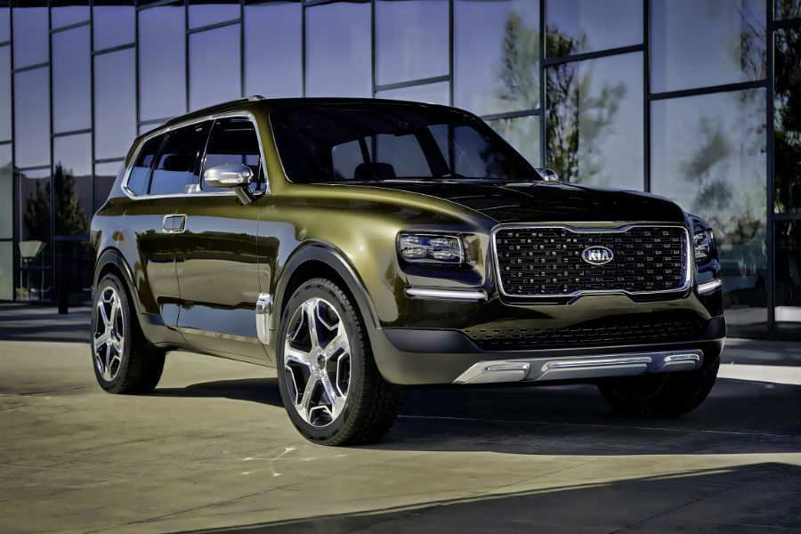 48 The Kia Telluride 2020 Mpg Price