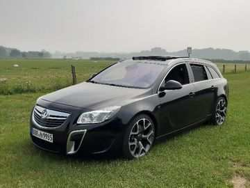 48 The Opel Insignia Opc 2020 New Concept