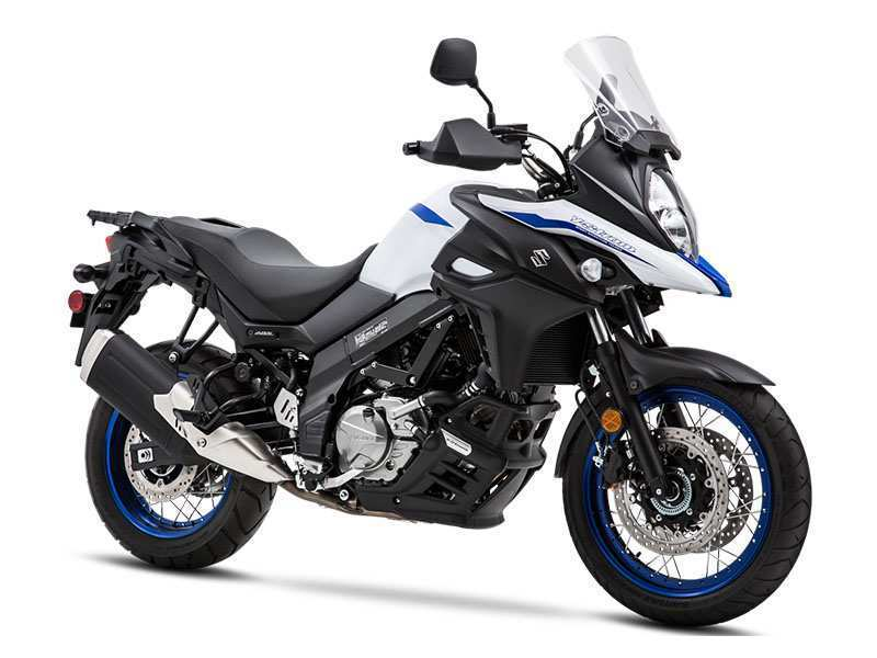 48 The Suzuki V Strom 2019 Redesign
