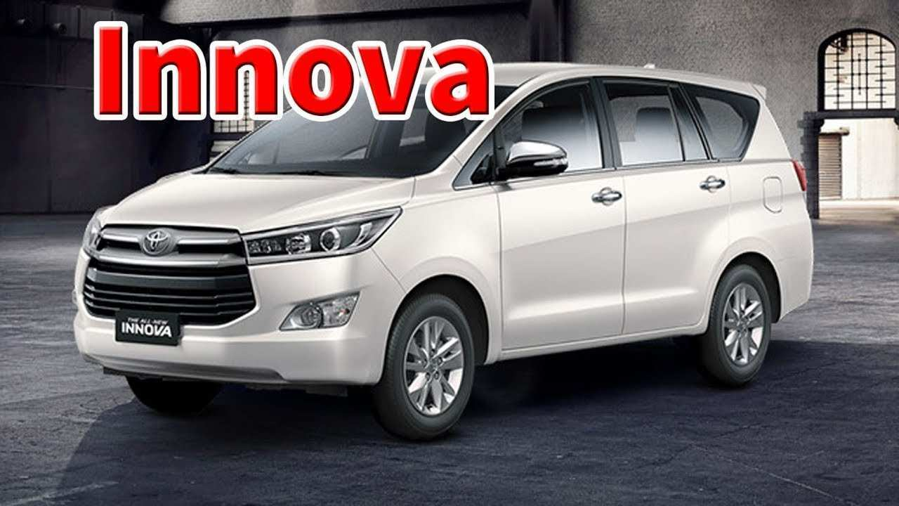48 The Toyota Innova Crysta Facelift 2020 First Drive