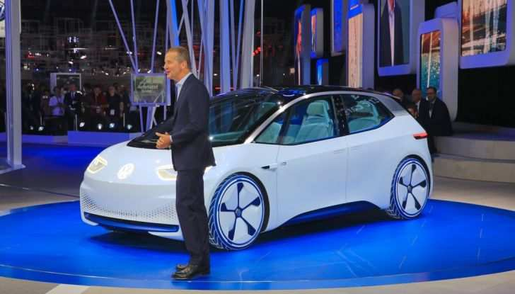 48 The Volkswagen Elettrica 2020 Overview