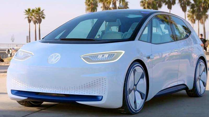48 The Volkswagen Id 2019 Price And Release Date