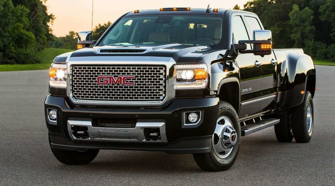 49 A 2019 Gmc 3500 Duramax Redesign And Review