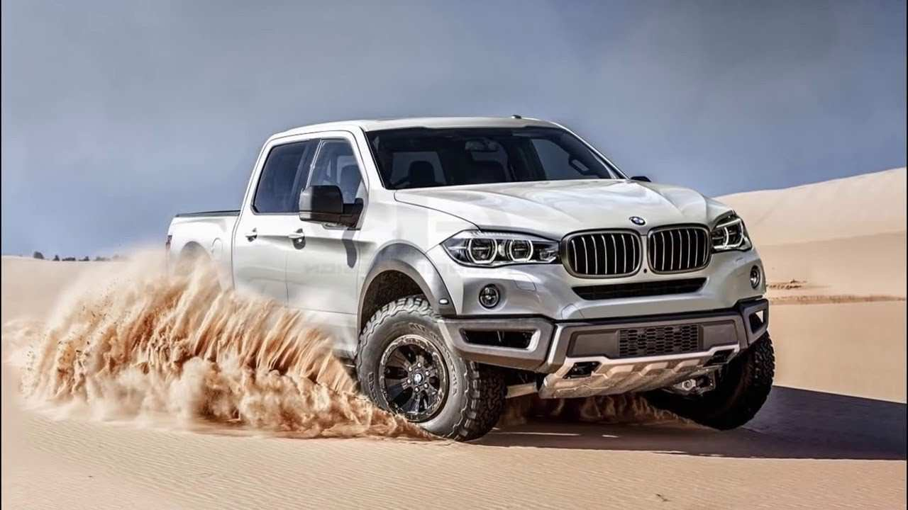 49 A 2020 Bmw Pickup Truck Price And Review