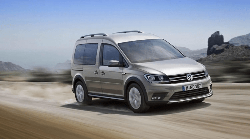 49 A Volkswagen Caddy 2020 History