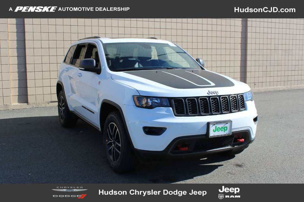 49 All New 2019 Jeep Suv Concept And Review