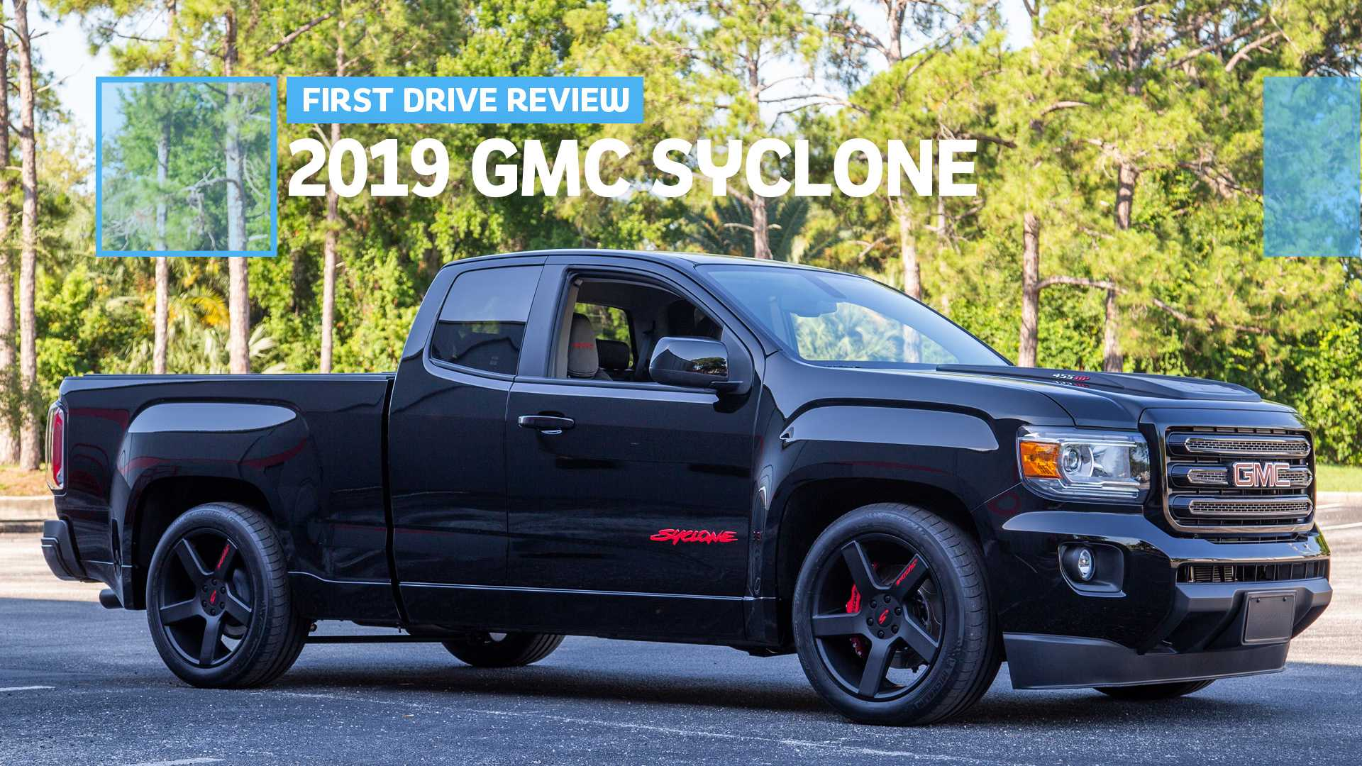 49 All New 2020 Gmc Syclone Images