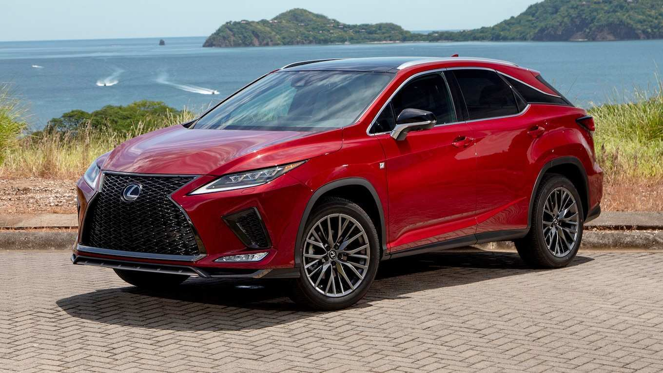 49 All New 2020 Lexus Rx Review