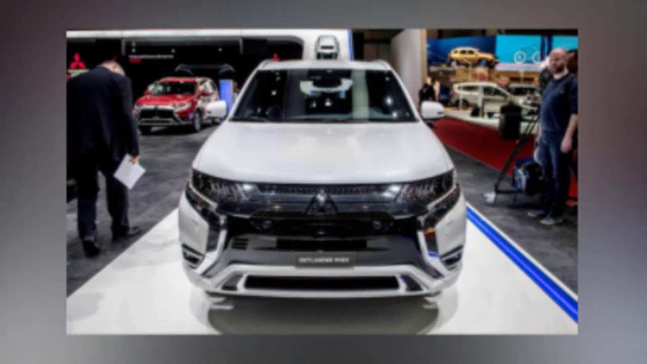 49 All New 2020 Mitsubishi Outlander Gt Concept And Review