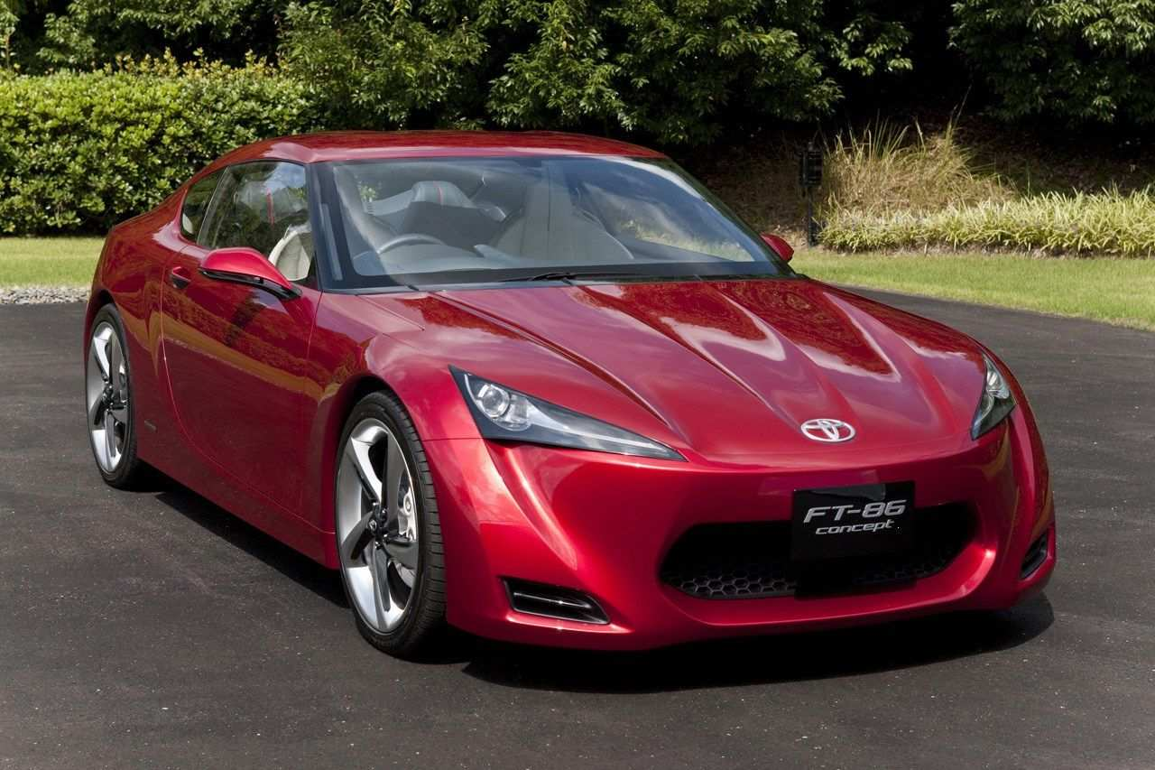 49 All New 2020 Toyota 86 Release Date