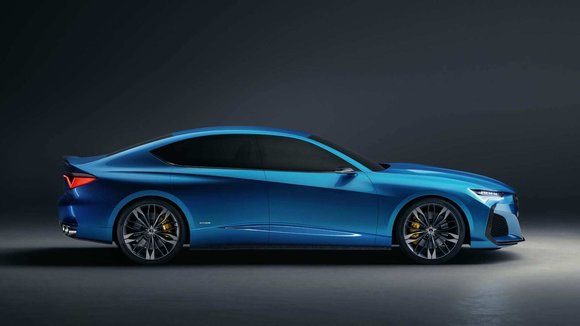 49 All New Acura S Type 2020 Redesign