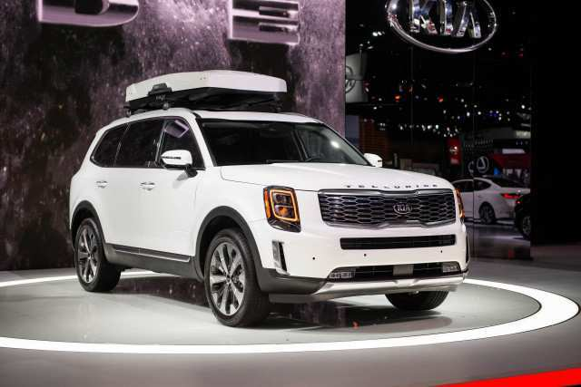 49 All New Kia Telluride 2020 Mpg New Model And Performance