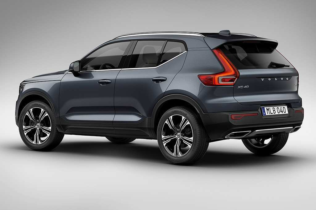 49 All New When Will 2020 Volvo Xc40 Be Available First Drive