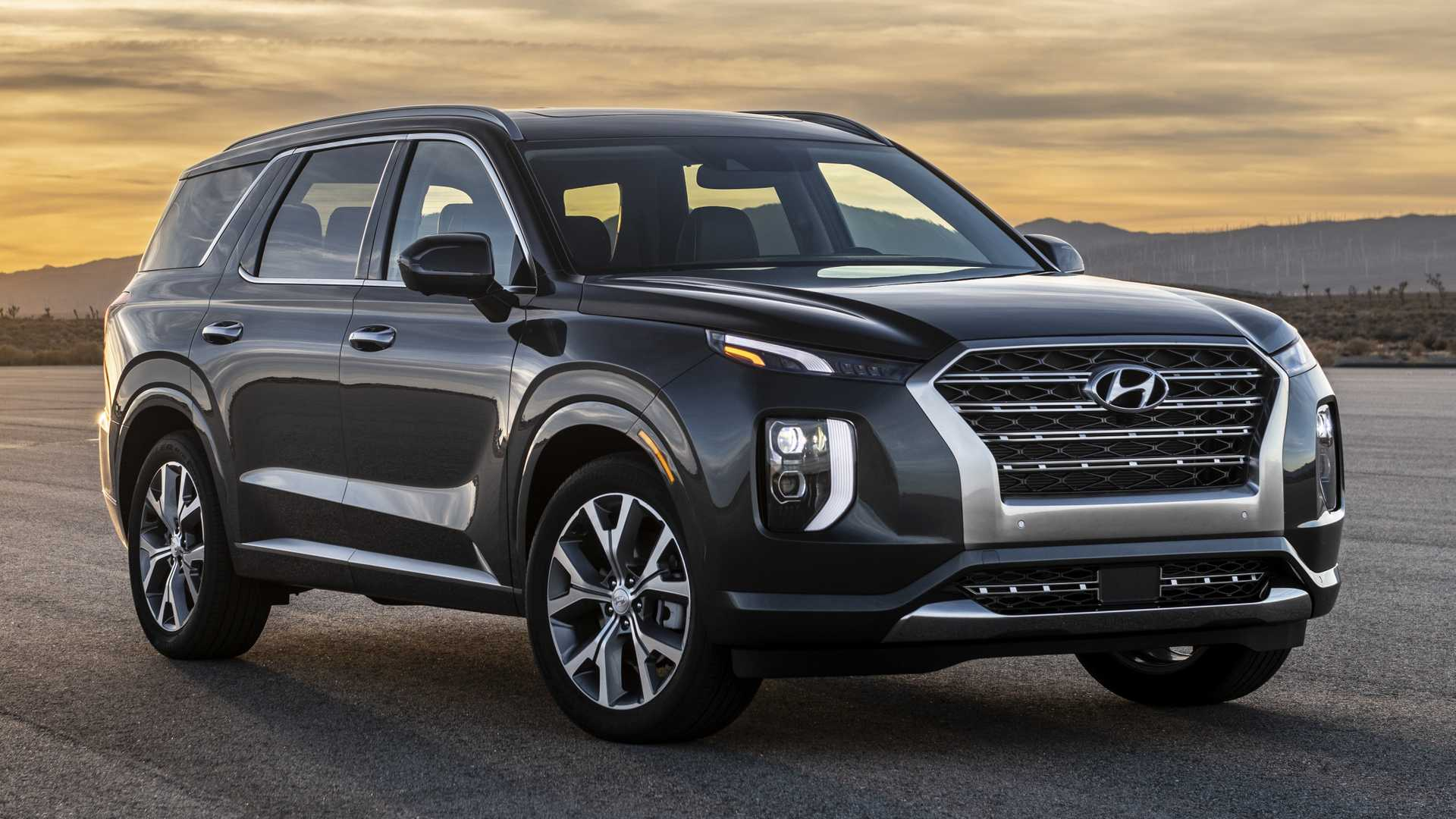 49 All New When Will The 2020 Hyundai Palisade Be Available Spy Shoot