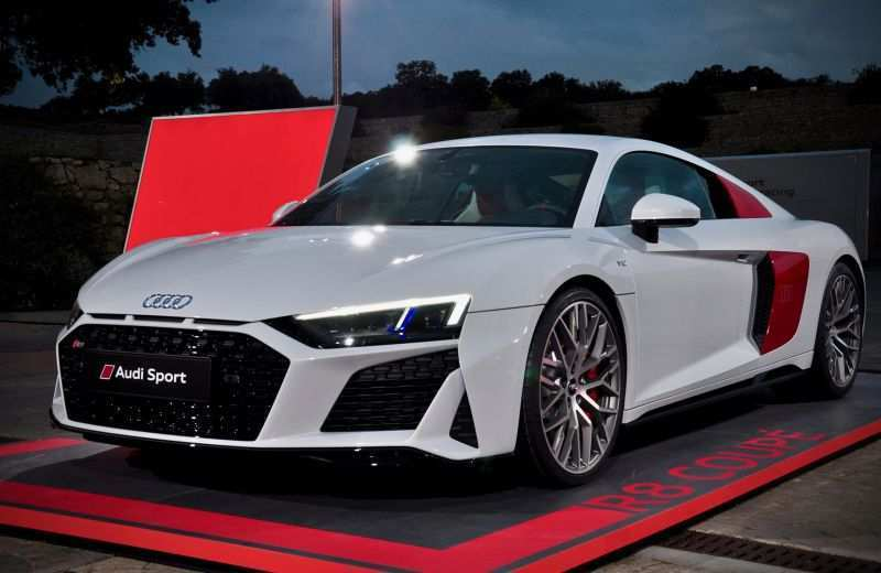 49 Best Audi R8 2020 Black Interior