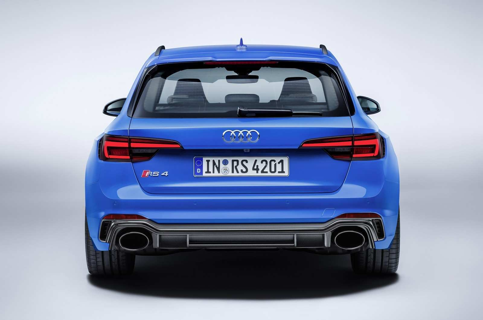 49 New 2019 Audi Rs4 Usa Overview