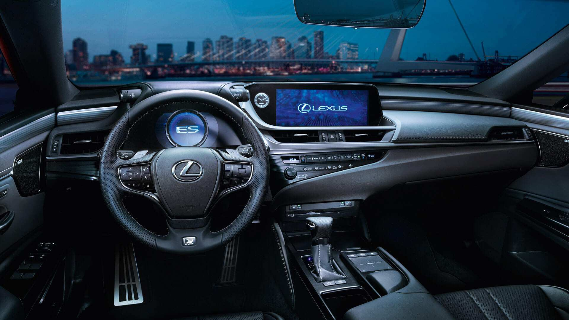 49 New 2019 Lexus Hybrid First Drive