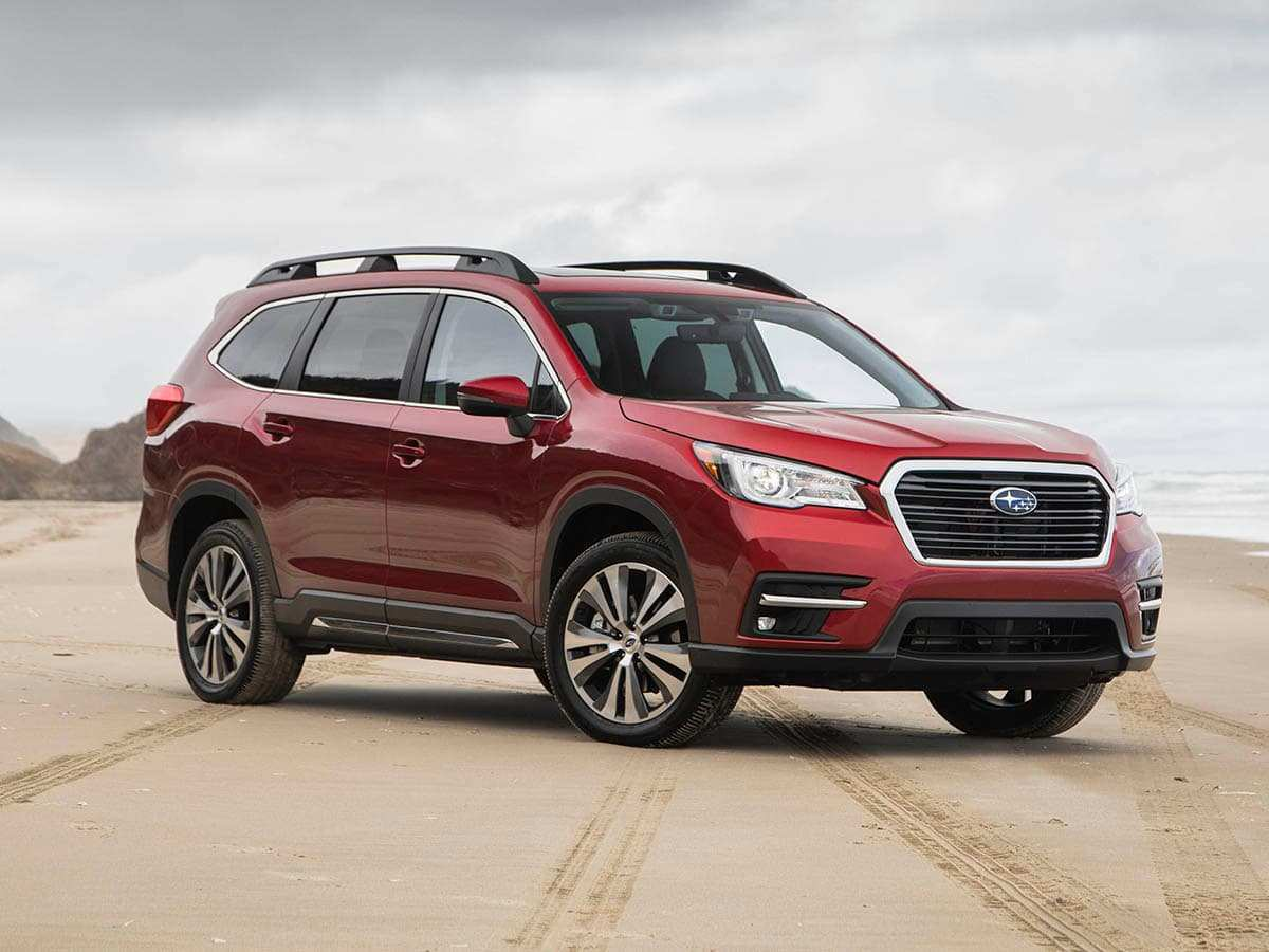 49 New 2019 Subaru Ascent Video New Model And Performance