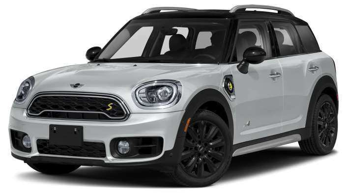 49 The 2019 Mini E Countryman Exterior