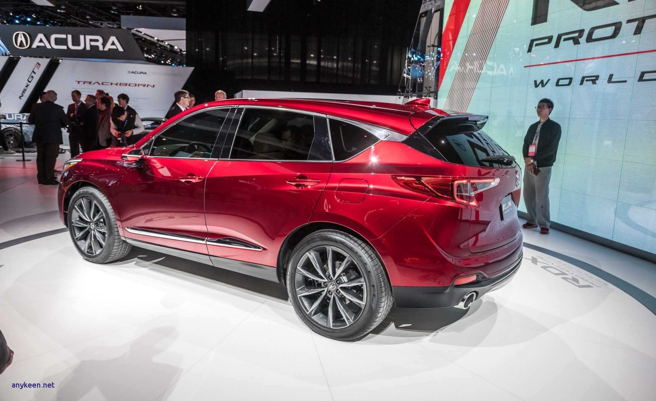 49 The Best 2019 Acura Rdx Release Date Style
