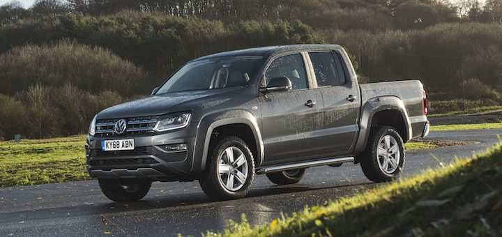 49 The Best 2019 Volkswagen Pickup Truck Concept And Review