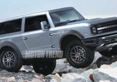 2020 Ford Bronco Hp