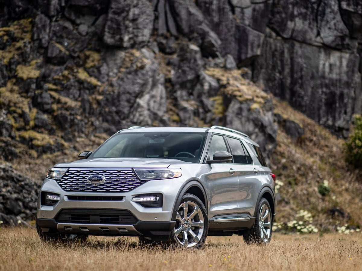 49 The Best 2020 Ford Explorer Availability New Review