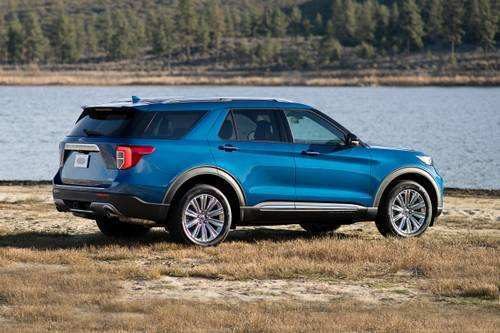 49 The Best 2020 Ford Explorer Availability Ratings