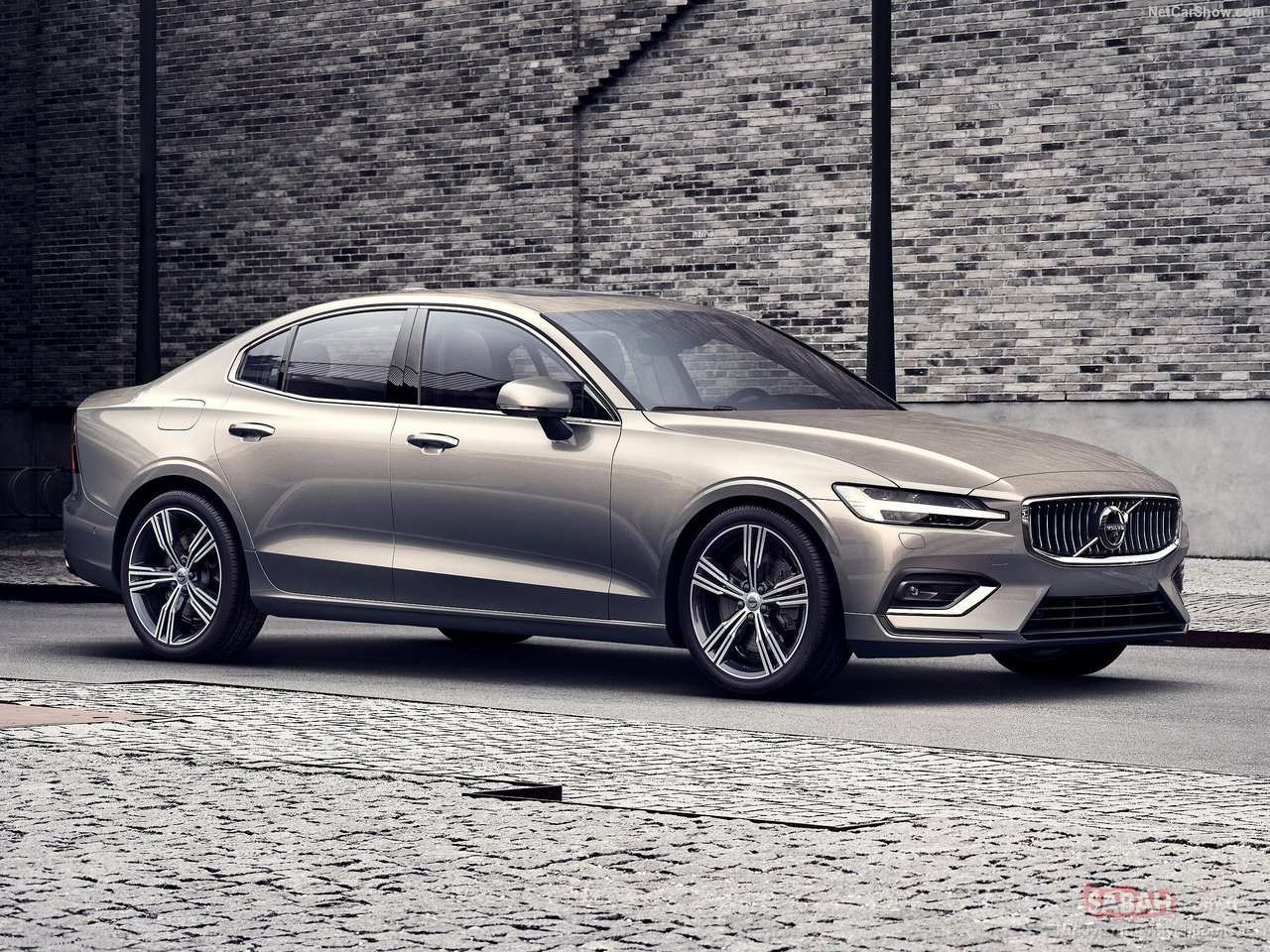 49 The Best New 2019 Volvo V60 New Model And Performance