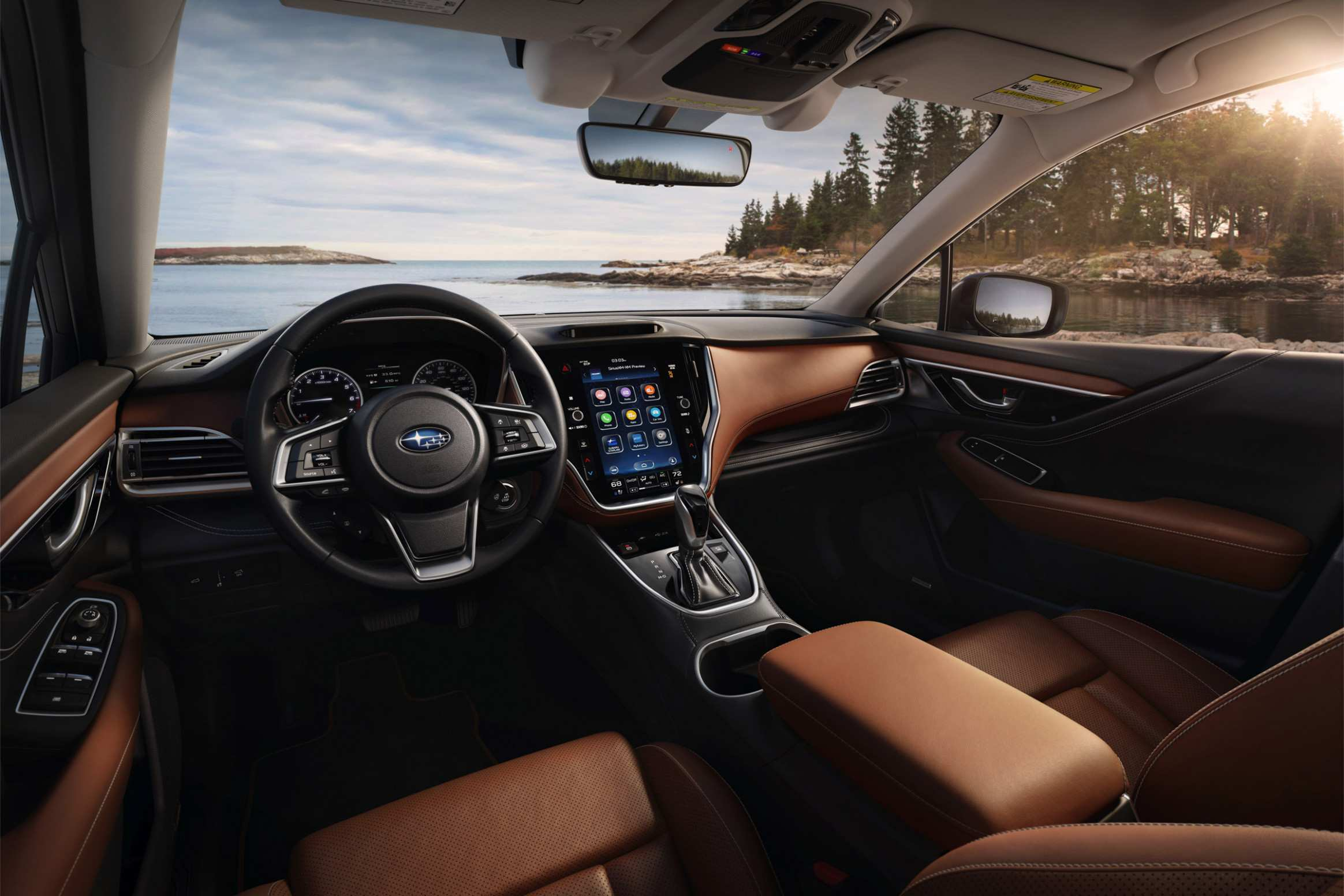 49 The Best Subaru Legacy 2020 Interior Exterior