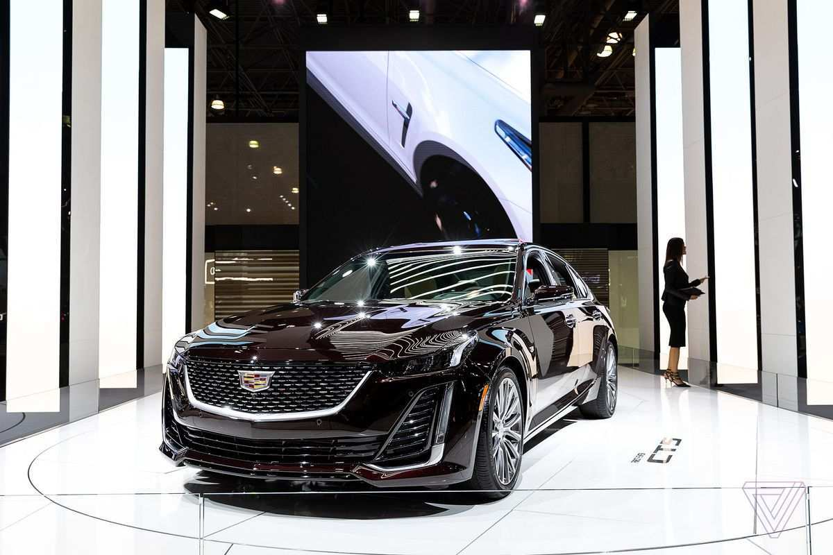 49 The Cadillac Super Cruise 2020 New Model And Performance