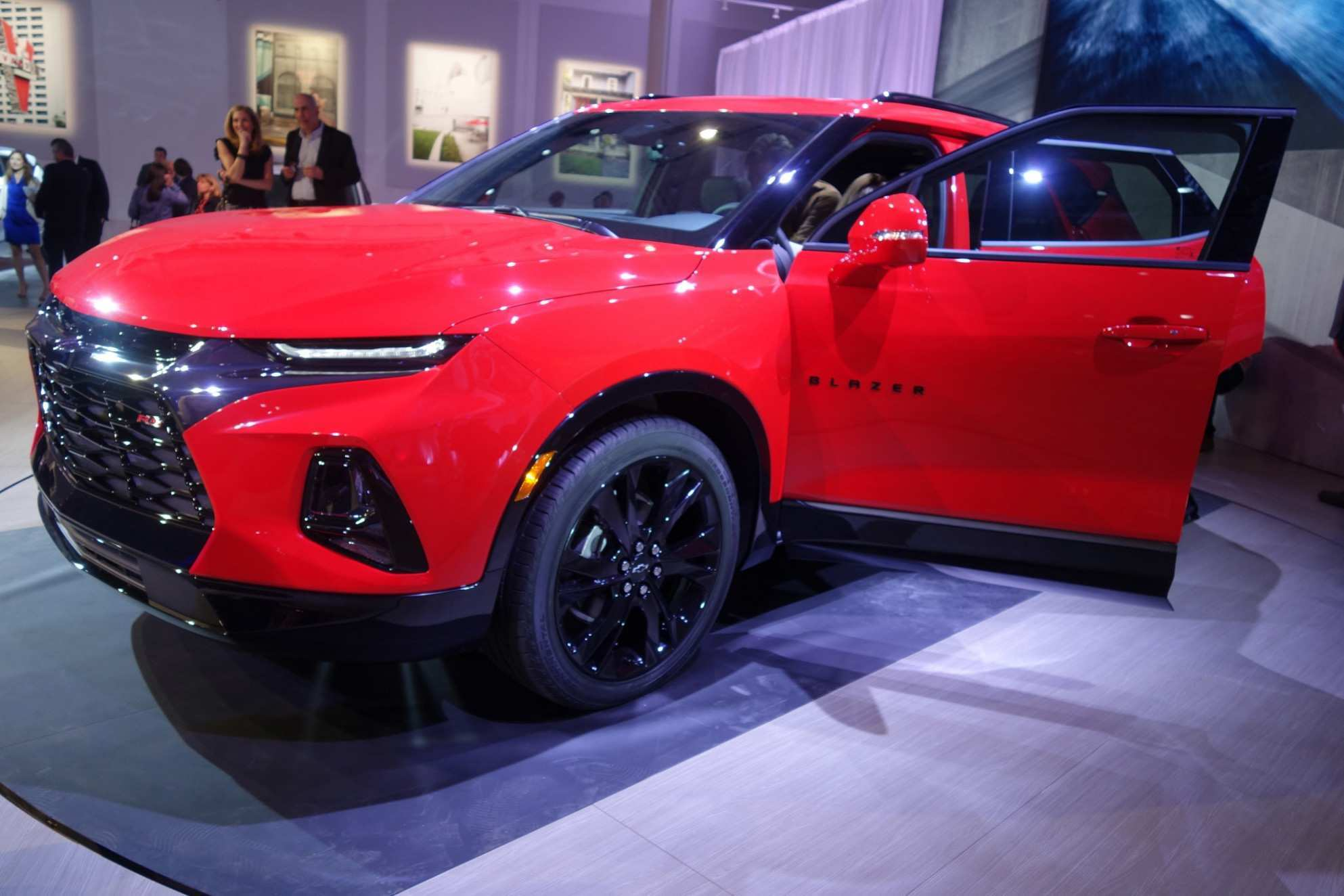 49 The Chevrolet Blazer 2020 Ss With 500Hp Reviews