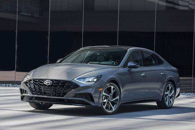 49 The Hyundai Sonata 2020 Price In India Price And Release Date