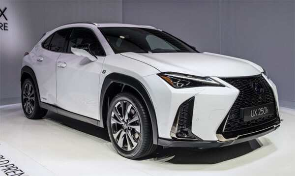 49 The Lexus Electric Car 2020 Specs