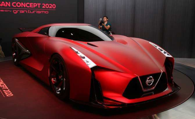 49 The Nissan Gtr R36 2020 Overview