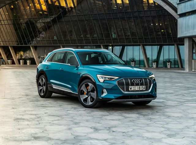 50 A 2019 Audi E Tron Quattro Price Specs and Review