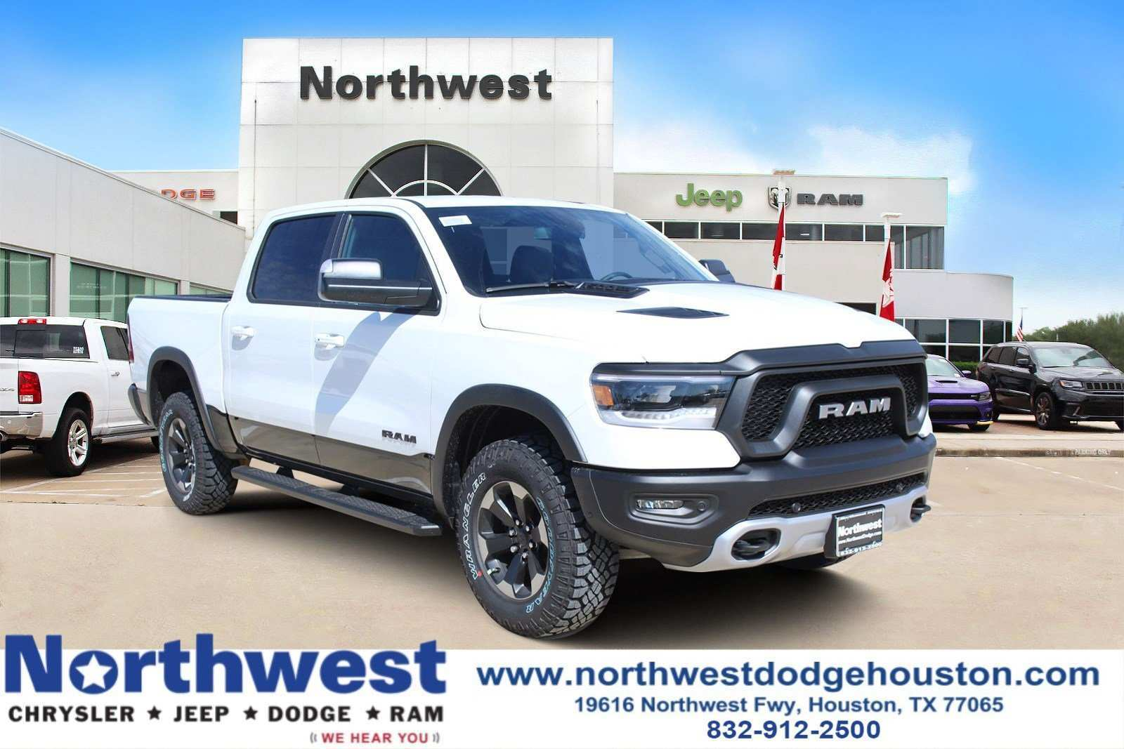 50 A 2019 Dodge 4X4 Ratings