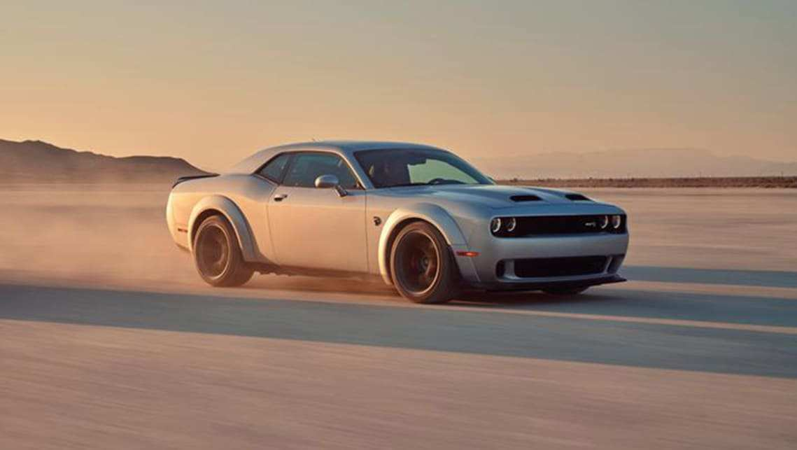 50 A 2019 Dodge Challenger News New Model And Performance