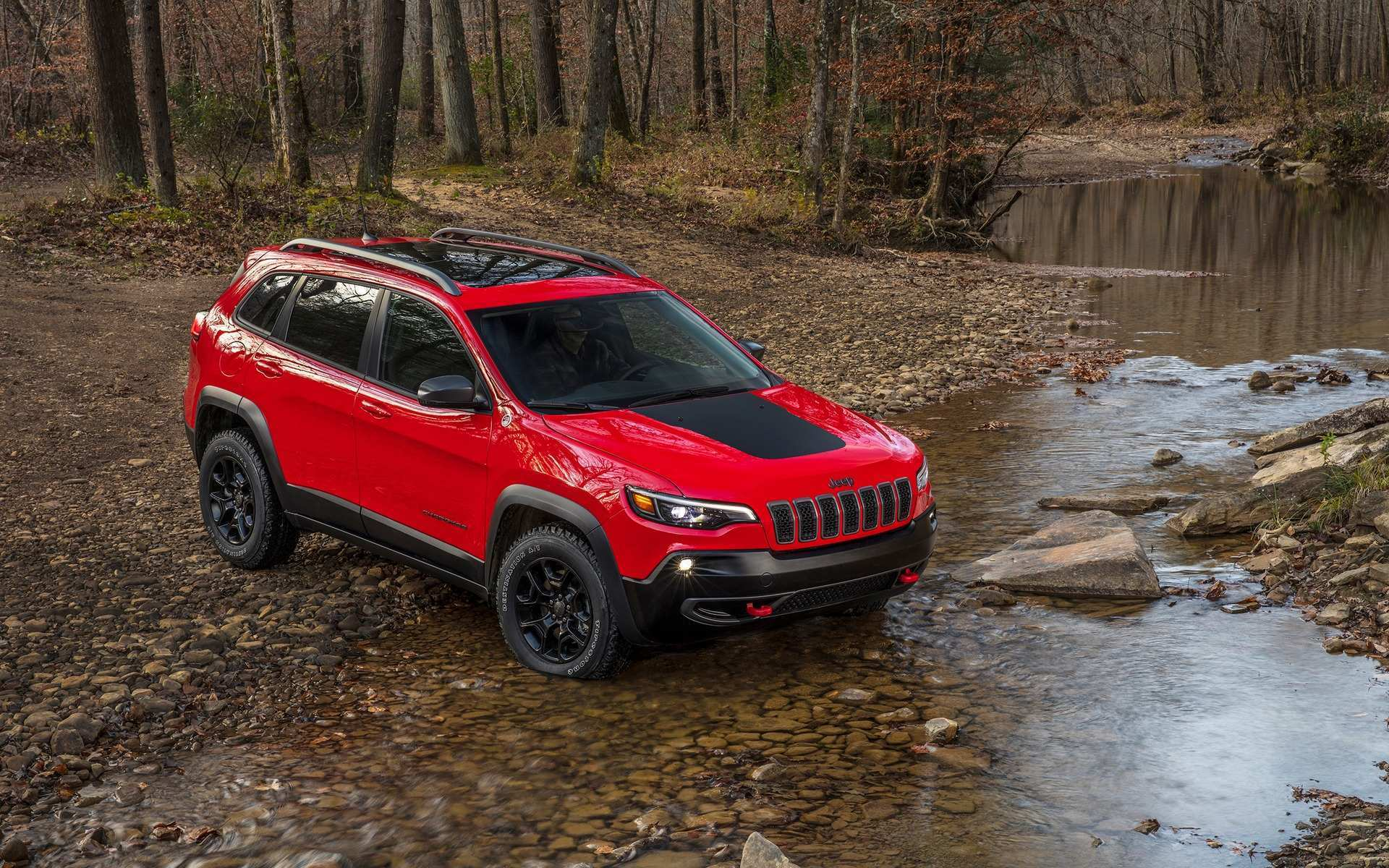 50 A 2019 Jeep Trailhawk Towing Capacity Concept